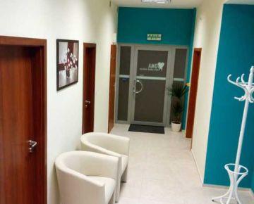 Prevádzka zubných ambulancií v Bratislave na odstúpenie