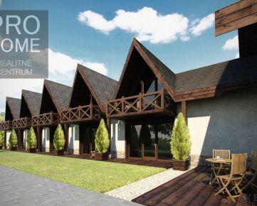 Pozemok s možnosťou výstavby penziónu v Dubovici - neďaleko Akvaparku Lipany