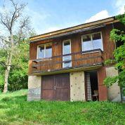Chalupa, rekreačný domček 52m2, pôvodný stav