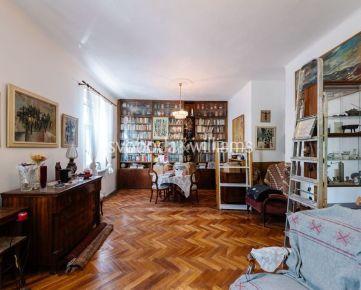 SVOBODA & WILLIAMS I 7-izbová vila z 19.storočia, Palisády, Staré Mesto
