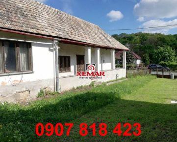 Na predaj dom v obci Veľké Straciny