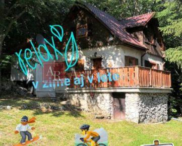 PREDAJ: Rekreačná chata - Malinô Brdo - Ružomberok