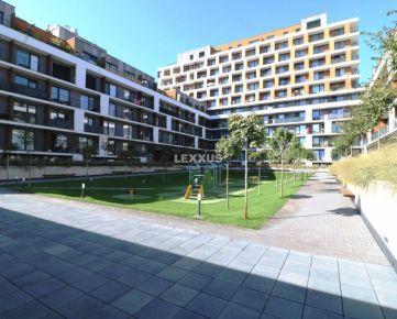 LEXXUS-PREDAJ SKOLAUDOVANÝ 2i byt +garáž. státie, SLNEČNICE A3, 51, 83m2