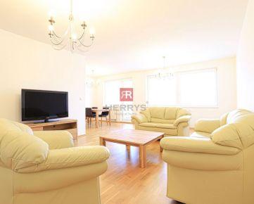 HERRYS - Na prenájom 3 izbový byt v novostavbe v tichej lokalite Ružinova
