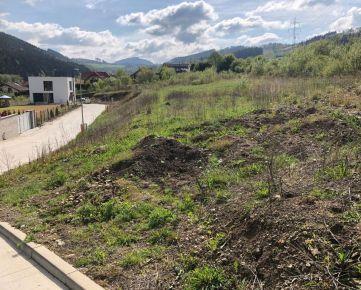 Lukratívny stavebný pozemok v novej domovej štvrti Žilina-Budatín
