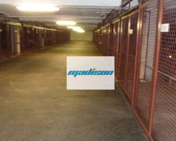 Ondavská ulica - garážové státie v uzavretom objekte pri Zimnom štadióne, kamerový systém, ihneď voľné - volajte 0917 346 296