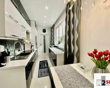 Predáme nadštandardný 3+kk byt, Žilina - širšie centrum, Jesenského ulica, R2 SK.