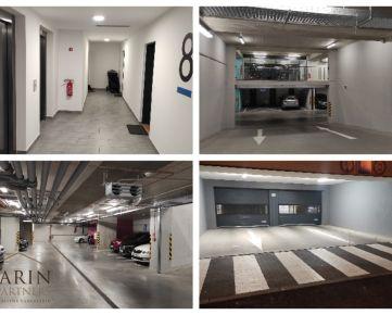 Na predaj garážové státie v bytovom komplexe Slnečnice, BA -  Petržalka
