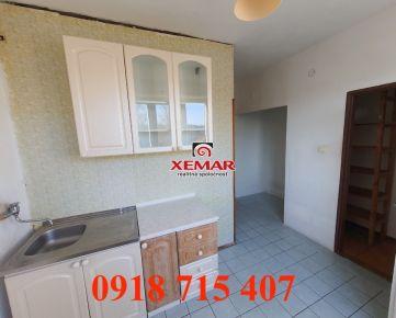 Na predaj veľký 2 izb. byt s balkónom