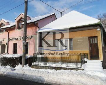ZNÍŽENÁ CENA Rodinný dom v obci Soblahov
