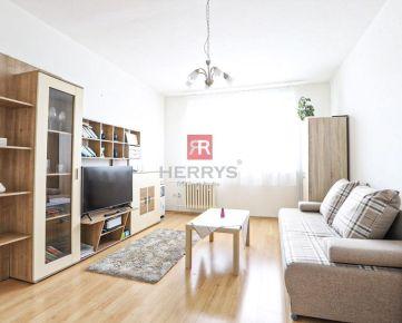 HERRYS - Na prenájom kompletne zrekonštruovaný 1 izbový byt v tichej lokalite v Dúbravke