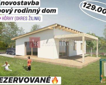 Rezervované: Splňte si svoj SEN o bývaní, 4-izbový rodinný dom