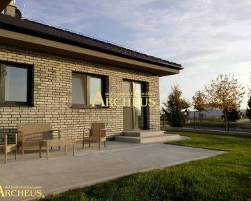 TOP novostavba, rodinný dom v Hrubej Borši, Senec