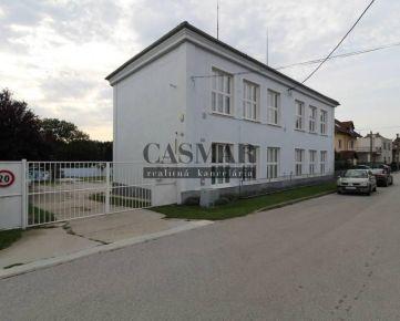 CASMAR RK - Zrekonštruovaná historická polyfunkčná budova