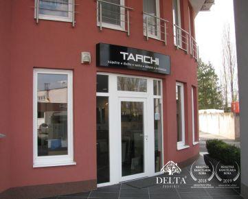 DELTA | Obchodný priestor na predaj, 2 parkovacie státia, Bratislava - Rožňavská, 96 m2