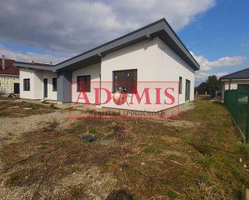 4-izb. dom, nová časť, Košice - Krásna, PRAVÁ ČASŤ DVOJDOMU