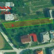 Pozemok pre rodinné domy 829m2