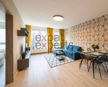Moderný, krásny 2 - izbový byt v obľúbenom projekte Stein
