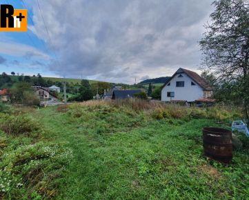 Na predaj Žilina Brezany 1073m2 pozemok pre bývanie - TOP ponuka