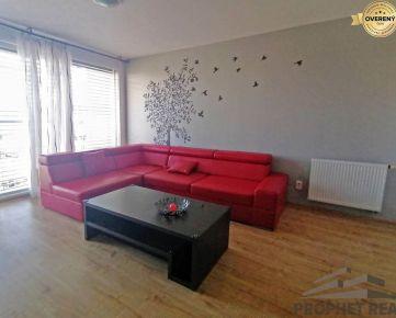 Na prenájom priestranný 3 izbový byt v novostavbe s výťahom - Muškát