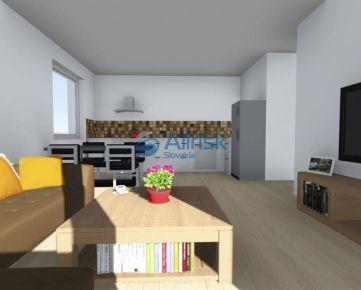 Predaj nových 3-izbových bytov obci Trstice.