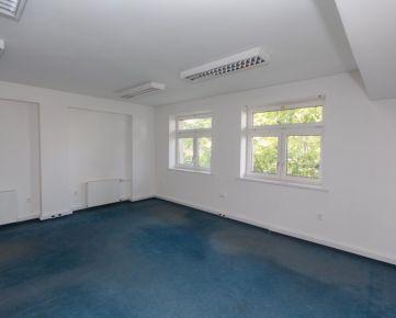 IMPEREAL - Prenájom - kancelárske priestory 65 m2 , 4.NP. Záhradnícka ul., Bratislava II,