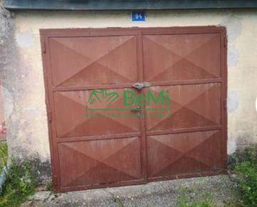 Predaj garaže - Nitra (007-19-ERGA)