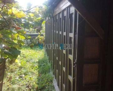 MAXFIN REAL na predaj pozemok záhrada 600m2 v Nitre časť Lukov Dvor