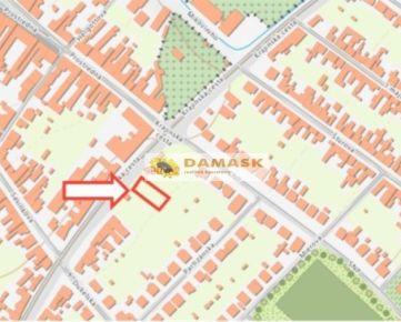 Predáme pozemok v centre Svätého Jura, vhodný na výstavbu RD (900m2)