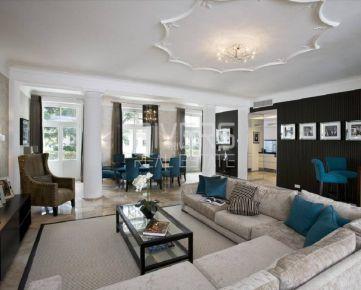 Luxusné byty v centre Bratislavy