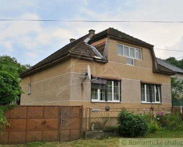 Dom na peknom mieste v obci Ardovo
