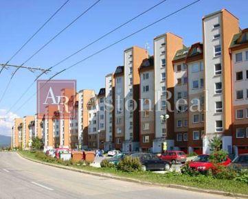 PREDAJ: 4-izbový byt, Hájik, 82 m2, Žilina