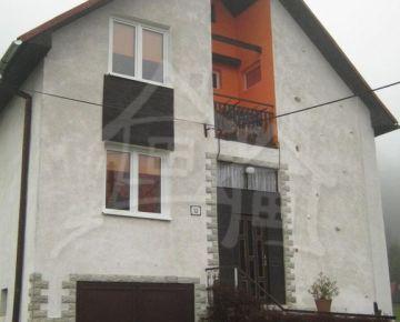 Rodinný dom v krásnom prostredí, Brežany