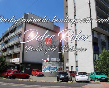 Bowlingové centrum Podunajské Biskupice na predaj, na Vrakunskej ulici, EXKLUZÍVNE iba u nás, znížená cena