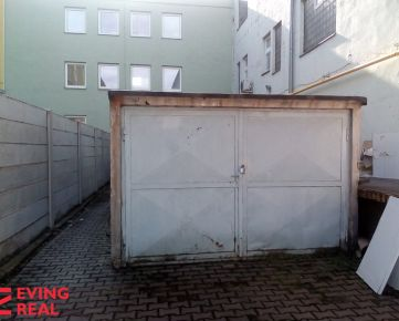 Samostatne stojaca betónová garáž v stráženom areáli Stará Vajnorská