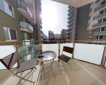 60 m2 KANCELÁRIA, BA V BOSÁKOVÁ, novostavba, BALKÓN možný ODPOČET DPH