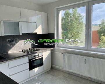 GARANT REAL - prenájom luxusný 1-izbový byt s loggiou, Prešov, Sídlisko III