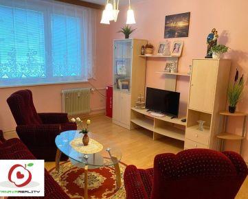 TRNAVA REALITY -  ponúka na prenájom priestranný 3 - izbový byt v Špačinciach.