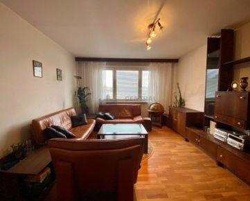 Priestranný slnečný 5i byt s lodžiou na predaj v Banskej Bystrici