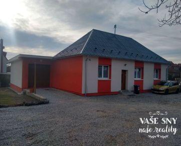 Na prenájom  komerčný objekt na Bratislavskej ul. v Trenčíne - Nová Cena !!