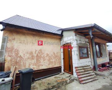 Predaj 4 izbový dom v rekonštrukcii - Jatov