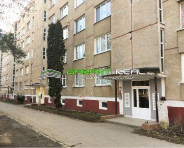 """""""REZERVOVANÉ"""" GARANT REAL - Exkluzívne na predaj 1 izbový byt, 35 m2, Levočská, Prešov"""