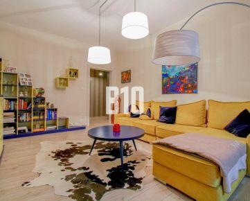 2i byt v centre Nitry, kompletná rekonštrukcia, ul. Fraňa Mojtu + parkovacie státie