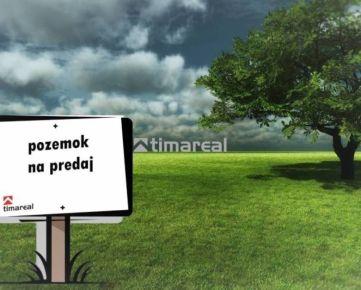 TIMA Real - Pozemok na stavbu rodinného domu v obci Zavar čast Výhon