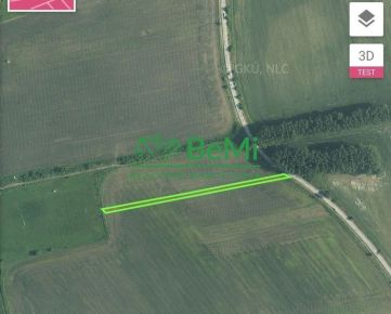 Na predaj pozemok, Košice okolie - obec Šebastovce (ID: 005-14-NICD)