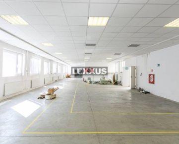LEXXUS-Predaj výrobno - prevádzkový areál, REZERVOVANÉ, Majerská ul.