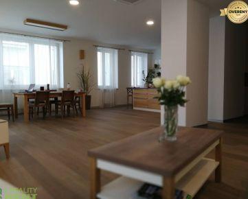 Dáme do prenájmu luxusný 3-izbový byt v centre mesta Žiliny