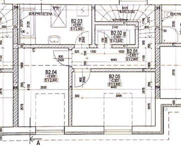 Prenájom, 3-izbový mezonet vo Villadome na Nákovnej ulici, terasa, 2x parking
