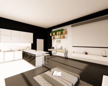 Moderné bývanie v centre Košíc