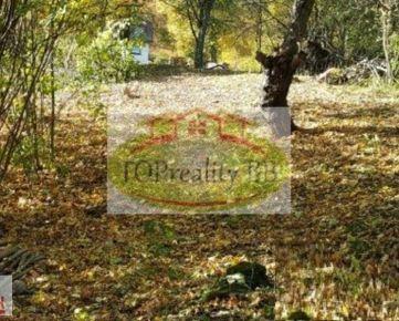 Stavebný pozemok 691 m2, Králiky 12 km od   B. Bystrice -  Cena 23 000€
